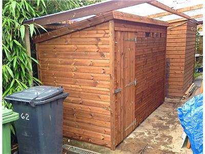 garden sheds 10 x 5 - Garden Sheds 10 X 5