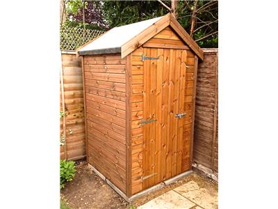 Garden Sheds 4x4 bromley garden sheds, sheds in bromley - wooden sheds