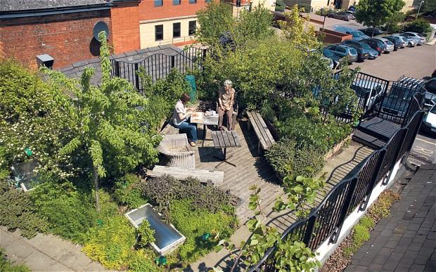 Source for Channel 4 garden design ideas